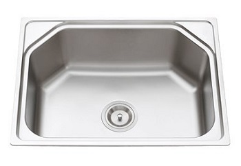 10x Matte Finish Stainless Steel Sink