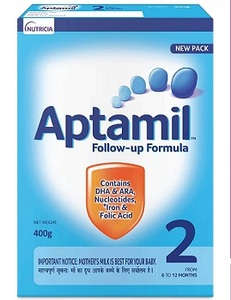 Aptamil Stage 2 Follow Up Formula