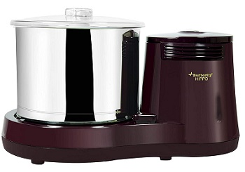 Butterfly Hippo Table Top Wet Grinder
