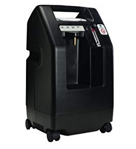 DevilBiss Oxygen Concentrator With Oxymizer