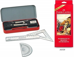 Faber-Castell Mathematical Instruments