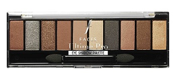 Faces Canada Ultime Pro Eyehadow Palette