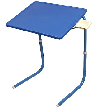 Foldable Study Table for Reading and Laptop
