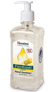 Himalaya PureHands Hand Sanitizer Lemon  IMAGES, GIF, ANIMATED GIF, WALLPAPER, STICKER FOR WHATSAPP & FACEBOOK