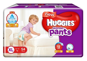 Huggies Wonder Pants for Babies