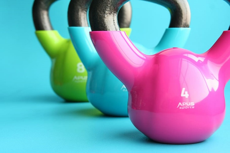 Kettelballs for Exercise and Gym