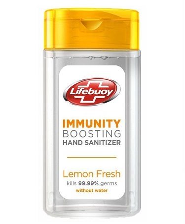 Lifebuoy Care Immunity Boosting Sanitizer