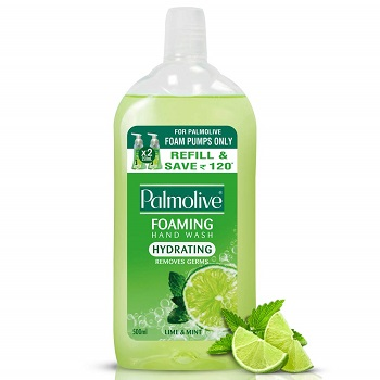 Palmolive Hydrating Foaming Hand Wash  IMAGES, GIF, ANIMATED GIF, WALLPAPER, STICKER FOR WHATSAPP & FACEBOOK