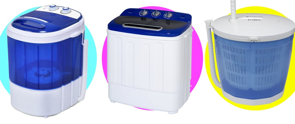 Portable Washing Machines in India