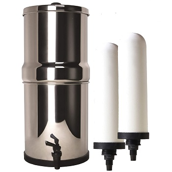 RAMA Gravity ECO Water Filter and Purifier