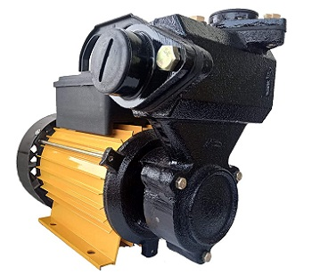 SHARP SELF Priming Metal MONOBLOCK Pump