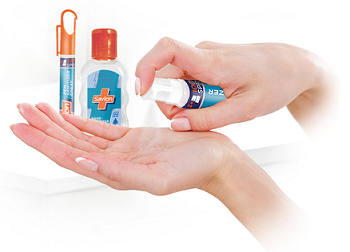 Savlon Hand Sanitizer Spray  IMAGES, GIF, ANIMATED GIF, WALLPAPER, STICKER FOR WHATSAPP & FACEBOOK