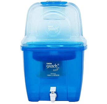 Tata Swach Non Electric Smart Gravity Based Water Purifier