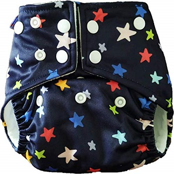 superbottoms Soft Fleece Lined Pocket Diaper